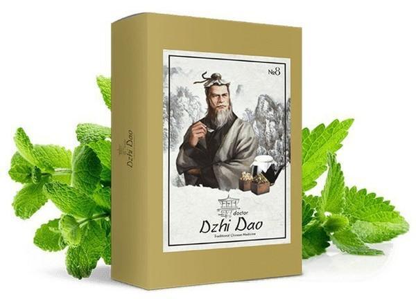 Dzhi dao китайский пластырь от диабета