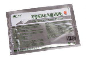 Китайский пластырь от простатита: отзывы врачей, инструкция и цена изделия