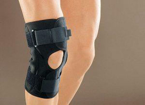 растяжение коленного сустава лечение