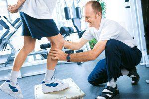 Реабилитация коленного сустава после травмы: упаржнения