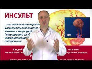лечение инсульта препараты