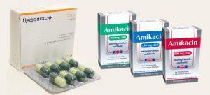 Популярные антибиотики, которые назначают врачи при простатите