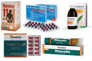 Препараты для потенции не повышающие давление и без других побочных эффектов