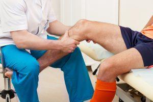 Лечение разрыва связок коленного сустава. Консультация врача