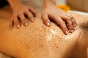 Уход за кожей тела — очищение тела: душ, ванна, пилинг тела, скрабы для тела