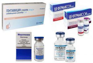 Какие антибиотики эффективны при простатите