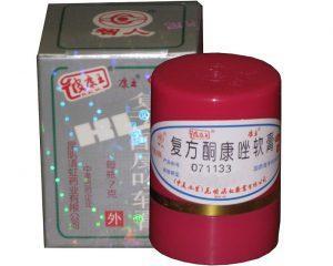 Мазь «Король кожи» от псориаза: инструкция по применению и цена на китайский крем