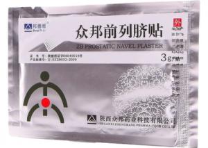 Китайский пластырь от простатита — натуральное и безопасное средство