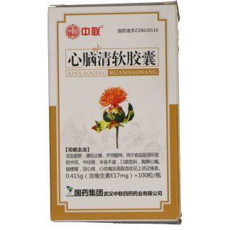 Лечение инсульта Xinnaoqing Ruanjiaonang
