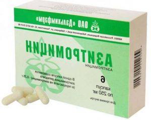 Какие антибиотики используют для лечения простатита
