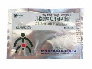 Китайский пластырь от простатита: отзывы докторов, аннотация по использованию и стоимость