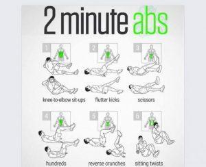 7-ми минутная кардио-тренировка для потенции