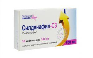 Лекарство для потенции без побочных эффектов