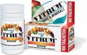 Мужские витамины для улучшения потенции